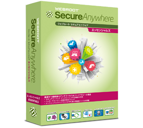 Webroot SecureAnywhere Essentials